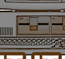 Put It In (The floppy disk) Sticker