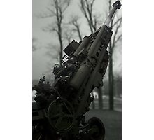 Howitzer Photographic Print