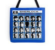 Sherlock- A Hard Day's Night  Tote Bag