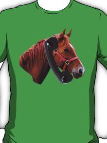 Hello, Horse Speaking T-Shirt