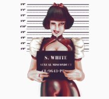 snow white mugshhot by adroverart