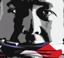 shut 'em Up - Bill Hicks - Freedom of speak Sticker