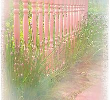 The Pink Fence by Marilyn Cornwell