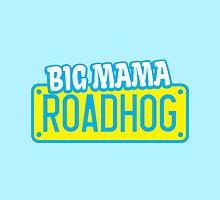 BIG MAMA Roadhog bike motorcycle lady rider by jazzydevil