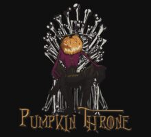 Pumpkin Throne (Variant) by Aaron Morales