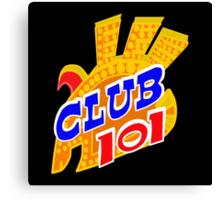Club LOL Sign Canvas Print