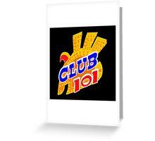 Club LOL Sign Greeting Card