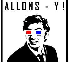 Allons-y! - DW by Mellark90