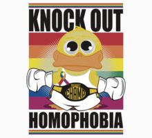 Knockout Homophobia by AngelGirl21030