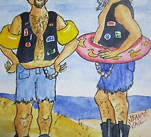 Be Buoyant (Biker Camp Series) by Jeanne Vail