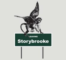 Leaving Storybrooke by Kubik