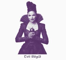 Evil Queen by clm713
