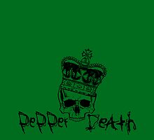 Pepper Death Crown by Vana Shipton