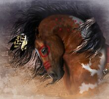 Spirit Horse by Shanina Conway