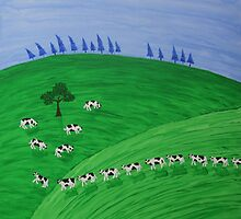 Greener Grass by RoseLangford