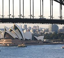 Sydney rush house on the harbour by blackdogimages