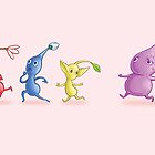 Pikmin - Keep Up! by Rachael Morgan