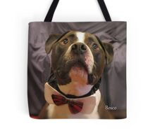 Bosco in Tie Tote Bag