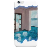 Sea at home iPhone Case/Skin