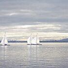A Winters Sail by Leanne Churchill