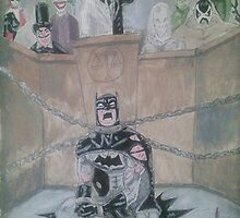 Guilty Batman by Enrico90