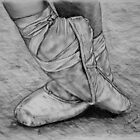 Ballet Shoes by Tricia Winwood