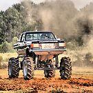 Playin in mud #3 by GWGantt