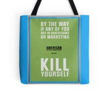 Bill Hicks - By The Way Tote Bag