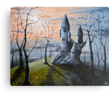 The Tower of Ostmoor Canvas Print