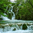 NP Plitvice Lakes by artddicted