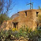 DeGrazia Chapel, Tucson, Arizona by Linda Gregory