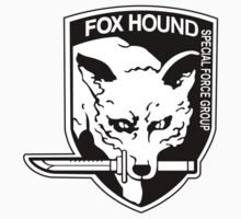 Fox Hound by zabuzeta