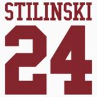 Teen Wolf Stilinski 24 (Red) by jackalis