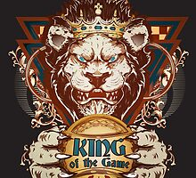 King of the Game by Giovanni Figueroa