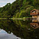 Duke of Portland Boathouse - Ullswater by David Lewins