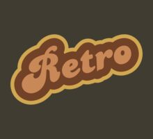 Retro - 70s - Logo by graphix