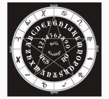 OUIJA ZODIAC by spacealiens