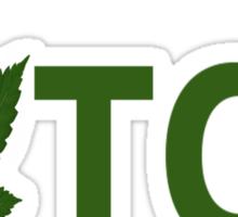 I Love TCC Sticker