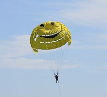 Parasail - fly and Smile by photonetwork