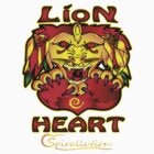 LION HEART by spirallution