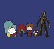 Guardians of the Sanrio Galaxy by cinemasiax