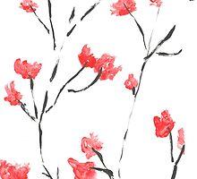 Blossom Tree by Mirellarussell