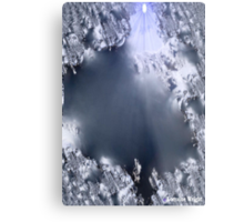 HEAVENS RIVER OF REVELATION Metal Print