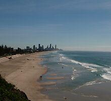Beach View by blissphotos