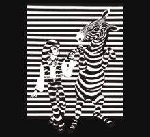 Zebra Tango. by SoftSocks