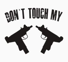 Don't touch my Uzi by billycorgan48