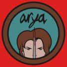 Arya The Animated Series by studown