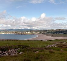 Sheephaven Bay Panorama by Stephen Maxwell