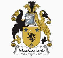 McCasland Coat of Arms / McCasland Family Crest by ScotlandForever