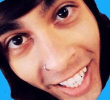 Vic Fuentes Pierce The Veil  by piercetheveil